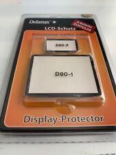 Delamax Display Protector D90–2 D90-1 Nikon D90
