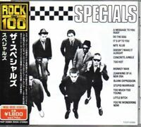 The Specials Self Titled Debut Album JAPAN CD with OBI TOCP-53084
