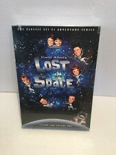 Lost In Space Season 2 Vol 1 DVD Set New Sealed Sci-fi