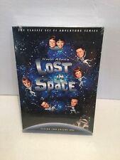 Lost In Space Season 2 Vol 1 DVD Set New Sealed Sci-fi