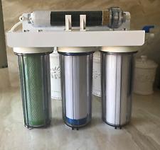 8 STAGE Premium UNDER SINK DRINKING WATER FILTER SYSTEM OFFICE HOME RV