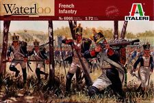 French Infantry of The Napoleon War Period Italeri 510006066 1 72