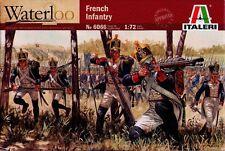 Italeri - Waterloo - Français infanterie - 1:72