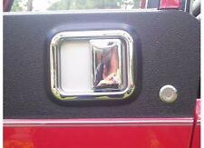 CJ chrome paddle handle, CJ door handle, CJ full steel door handle