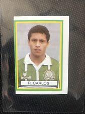 Roberto Carlos ROOKIE Card - Campeonato Brasileiro 93 1993 Brazil
