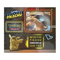 Pokemon TCG: Detective Pikachu Charizard GX Case File New & Sealed
