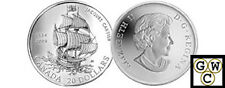 2009 '475th Anniversary of Jacques Cartiers ' $20 Silver .9999 Fine (NT) (12605)