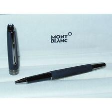 Blem* Montblanc Meisterstuck Ultra Black Classique Rollerball Pen 114828 matte