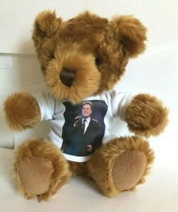 DONNY OSMOND soft and cuddly TEDDY BEAR