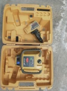 Topcon RL-H4C Rotating Laser Level - Rechargeable