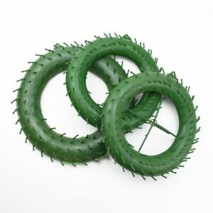 Christmas Wreath Garland Xmas Tree Door Decoration Home Party Hanging Ornaments