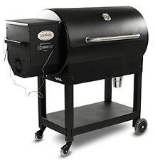 LOUISIANA GRILLS LG900 Barrel Wood Pellet Smoker BBQ Grill Slow Cook traeger