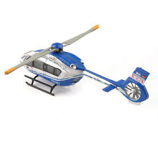 1/87 Scale Aircraft Model Airbus Helicopter H145 Polizei Schuco Plane Colellect