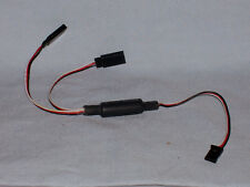 FUTABA, Y-Harness  Heavy Duty Lead SERVO BOOST & NOISE FILTER 4.8v