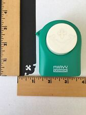 Marvy Uchida Corner Design Punch - Fleur-de-lis - NEW