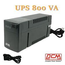 Gruppo di Continuità UPS 800VA con batteria 12 v 7 A  DVR Telecamere tv led