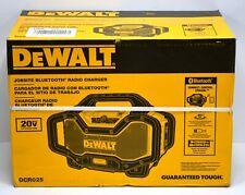DEWALT DCR025 Li-Ion Bluetooth Radio Charger
