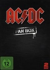 AC/DC FAN BOX - Ride On Bon & Thunderstruck - 2 Disc boxset