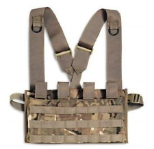 Blackwater Gear Crye Multicam Molle Low Profile Magazine Tactical Carbine Chest