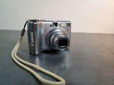 Canon PC1229 Powershot A560 Digital Camera 4X Optical Zoom 7.1MP