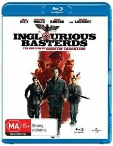 Inglourious Basterds (Blu-Ray) New / Sealed