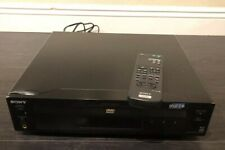 Sony DVP-S7000 ES Audiophile Reference Standard Hi-End DVD/CD Player With Remote