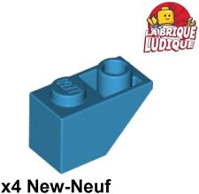 2x Wedge inverted 6x2 left gauche gris//light bluish gray 41765 NEUF Lego