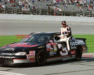 DALE EARNHARDT SR 1998 DAYTONA 500 WINNER #3 CHEVY NASCAR PHOTO WINSTON CUP