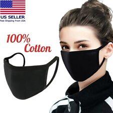 Face Mask Reusable Washable Covering Masks Cotton Men Women Protective Unisex
