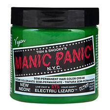 Manic Panic Classic Hair Dye Color Electric Lizard Vegan 118ml Manic-Panic