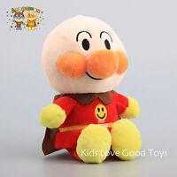Anime Anpanman Plush Toy Soft Stuffed Doll Figures 8.5'' Kids Gift