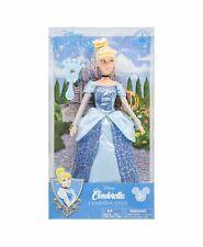 Disney Doll - Cinderella With Jeweled Hair Brush
