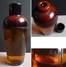 Flacon de parfum eau de toilette BELAMI de HERMES perfume bottle Bel Ami