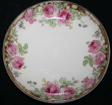 Rare Royal Doulton ENGLISH ROSE D6071 Straight Edged Pin Dish or Butter Pat 1941