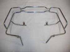 85 HONDA GL1200 GL 1200 A GOLD WING ASPENCADE OEM REAR RACK TRIM RAIL GUARD