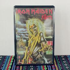 Iron Maiden Killers Retro Vintage Metal Tin Sign Plaque Home Decor