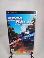Sega Rally Sony PSP Game Complete With Manual!