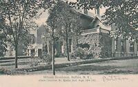 (LAM) O - Buffalo, NY - Milburn Residence - President McKinley Died Here