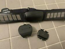 Garmin Sensor Bundle (Speed, Cadence, and Heart Rate Sensors) - Great Shape