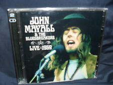 John Mayall & The Bluesbreakers ‎– Live: 1969 -2CDs
