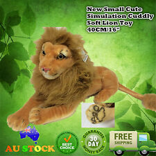 """New Pelican Small Simulation Cute Cuddly Soft Plush Lion Toy 40CM/16"""" for kids"""