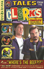 Tales from the  Clerks - Paperback NEW Smith, PLUS 'Where's The Beef?!'