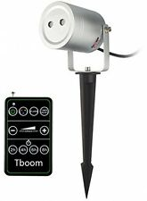 Tboom Party Projection Lights Landscape Stage Lights LED Projector Wall Light,