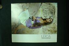 Leica Camera Literature