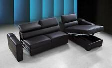 Leather Bedroom Modern Sofa Beds