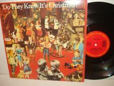 DO THEY KNOW IT'S CHRISTMAS BAND AID - LP Album Record