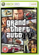 Xbox 360-Grand Theft Auto IV (GTA 4) ** NOUVEAU & Sealed ** En Stock au Royaume-Uni