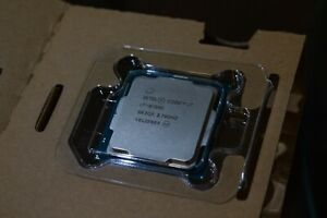 Intel i7-8700k 3.70 GHZ Processor Used Great Condition