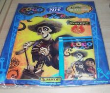 Panini Disney Pixar Coco Sticker Collection Album Starter Pack + 26 Stickers
