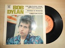 BOB DYLAN FRENCH EP HIGHWAY 61 REVISITED